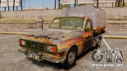 Anadol P2 500 (Rusty) para GTA 4