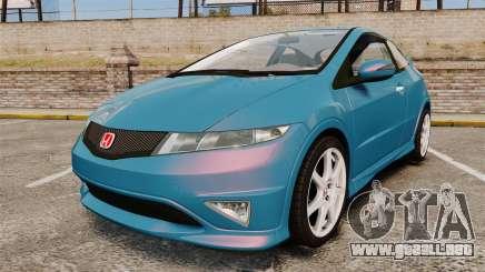Honda Civic Type R 2007 para GTA 4