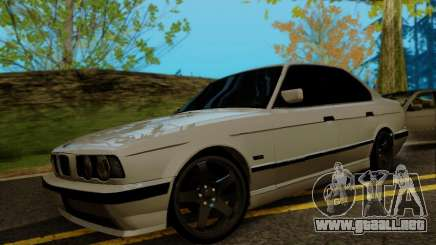 BMW 525 Re-Styling para GTA San Andreas