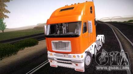 Freightliner Argosy 8x4 para GTA San Andreas