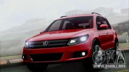 Volkswagen Tiguan 2012 para GTA San Andreas