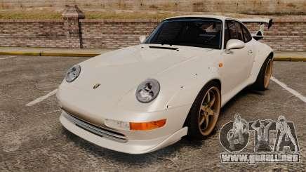 Porsche 993 GT2 1996 v1.3 para GTA 4