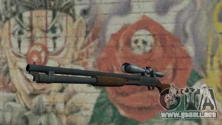Shotgun Model 12 para GTA San Andreas
