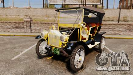Ford Model T 1910 para GTA 4