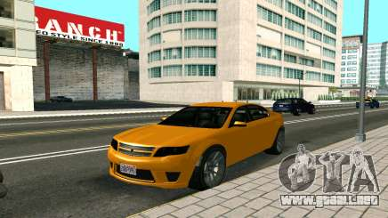 GTA V Fugitive Version 2 FIXED para GTA San Andreas