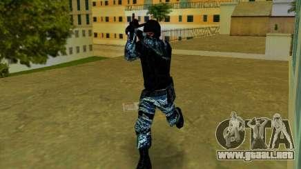 OMON Fighter para GTA Vice City