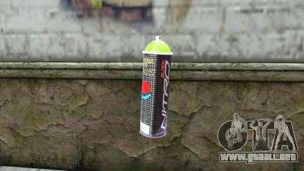 Montana Nitro Spray para GTA San Andreas
