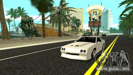 Buffalo HD para GTA San Andreas