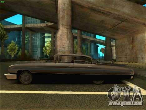 Cadillac Stella 1959 para GTA San Andreas left