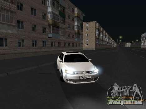 Volkswagen Jetta para GTA San Andreas