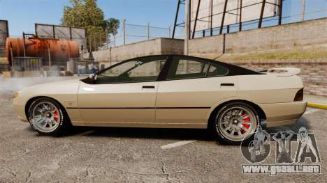 Imponte DF8-90 new wheels para GTA 4 left