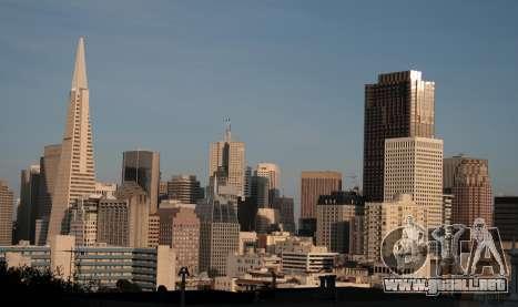 Pantallas de carga, de San Francisco para GTA 4 adelante de pantalla