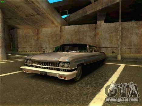 Cadillac Stella 1959 para GTA San Andreas