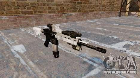 Automatic rifle Colt M4A1 para GTA 4