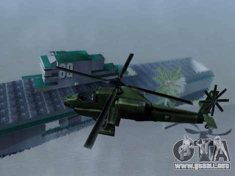 Naufragio para GTA San Andreas tercera pantalla