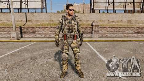 David Mason v2 para GTA 4