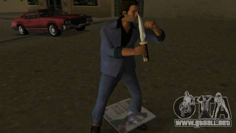 Armas de Caza pack 2 para GTA Vice City sexta pantalla