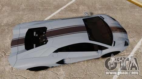 Lamborghini Aventador LP700-4 2012 [EPM] para GTA 4 visión correcta
