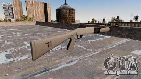 Escopeta Benelli M3 Super 90 para GTA 4 segundos de pantalla
