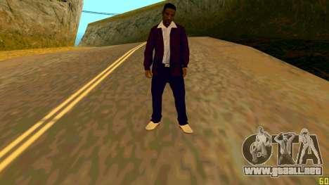 La nueva textura de Jizzy HQ para GTA San Andreas
