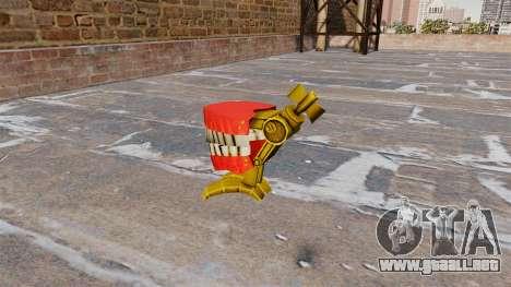 Mandíbula para GTA 4 segundos de pantalla