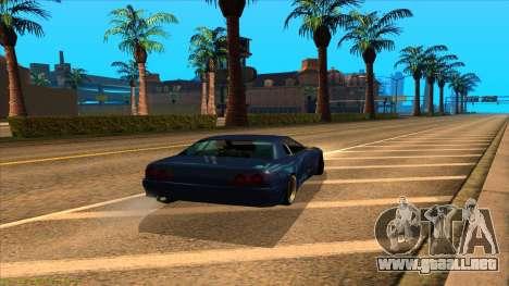 Elegy 4xget para GTA San Andreas left