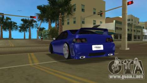 A-Tecks Spectical para GTA Vice City vista interior