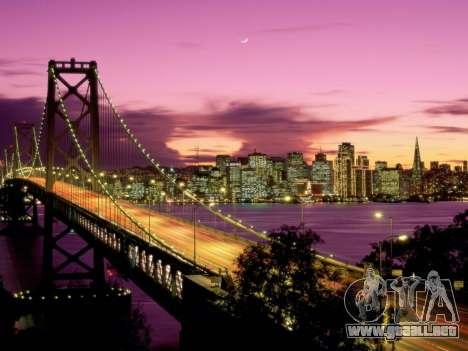 Pantallas de carga, de San Francisco para GTA 4 séptima pantalla