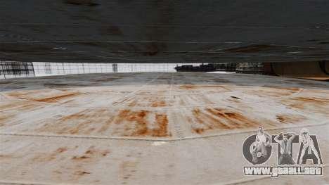 Arena Derby De Demolición para GTA 4 segundos de pantalla