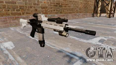 Automatic rifle Colt M4A1 para GTA 4