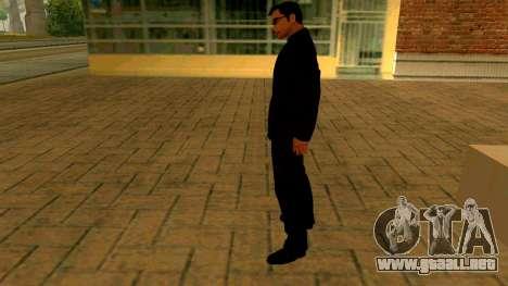 La nueva textura Wuzimu para GTA San Andreas segunda pantalla