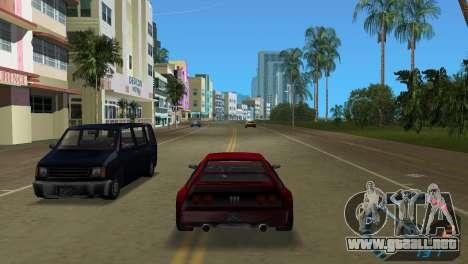 El velocímetro de NFS Underground para GTA Vice City