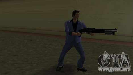 Armas de Caza pack 2 para GTA Vice City sucesivamente de pantalla