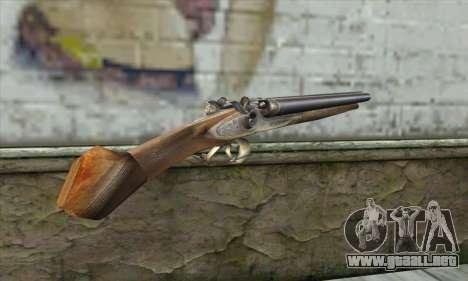 Sangrar de Stalker para GTA San Andreas segunda pantalla