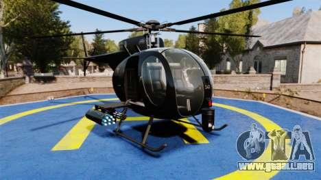 GTA IV TBoGT Nagasaki Buzzard para GTA 4