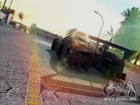 Pagani Zonda R 2009 para la visión correcta GTA San Andreas