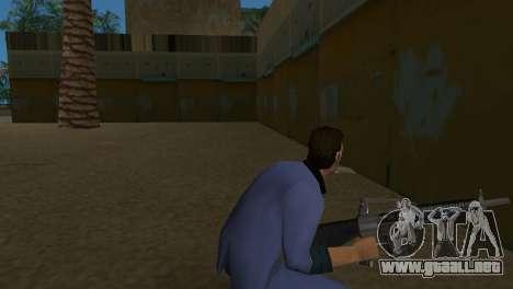 Retexture armas para GTA Vice City segunda pantalla