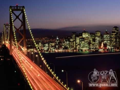 Pantallas de carga, de San Francisco para GTA 4 tercera pantalla
