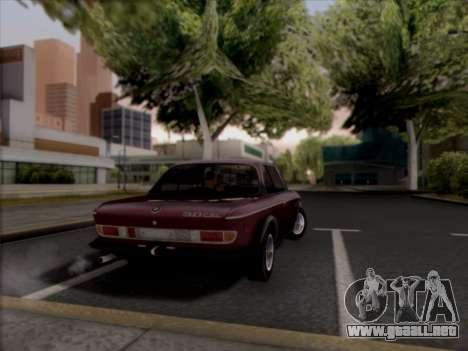 BMW 3.0 CSL 1971 para GTA San Andreas left