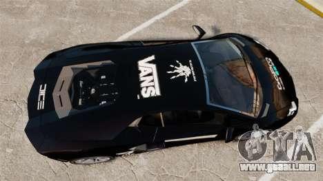 Lamborghini Aventador LP700-4 2012 [EPM] GoPro para GTA 4 visión correcta