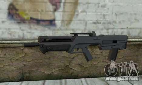 GTA V Advanced Rifle para GTA San Andreas