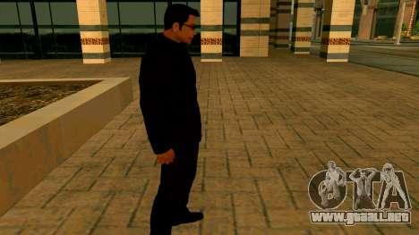 La nueva textura Wuzimu para GTA San Andreas sucesivamente de pantalla