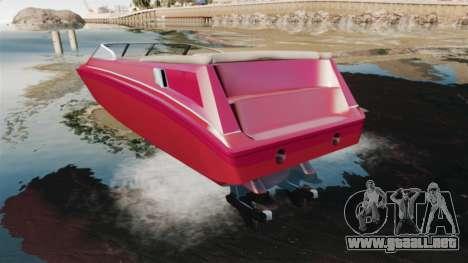 GTA IV TBoGT Floater para GTA 4 Vista posterior izquierda
