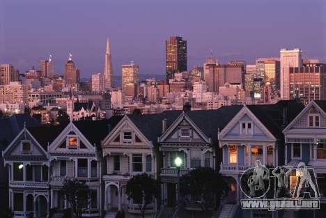 Pantallas de carga, de San Francisco para GTA 4 novena de pantalla