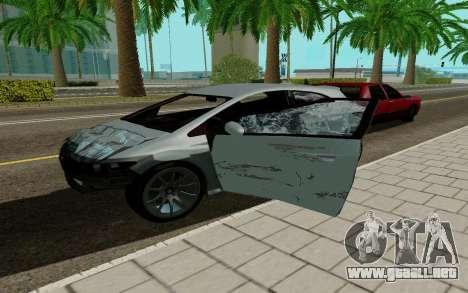Dinka Blista GTA V para la visión correcta GTA San Andreas