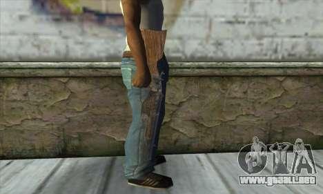 Blundergat para GTA San Andreas tercera pantalla