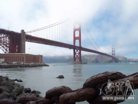 Pantallas de carga, de San Francisco para GTA 4 sexto de pantalla