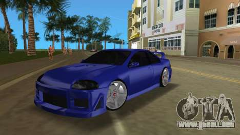 A-Tecks Spectical para GTA Vice City vista lateral izquierdo