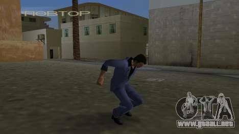 Animación de GTA Vice City Stories para GTA Vice City octavo de pantalla