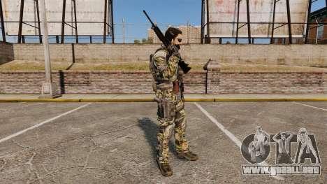 David Mason v2 para GTA 4 tercera pantalla
